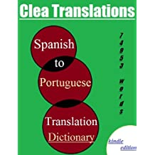 Spanish To Portuguese Dictionary (Spanish Edition)