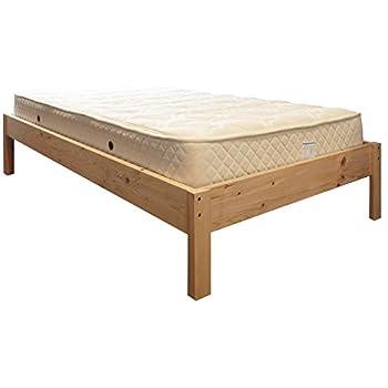 twin xl platform bed frame zen