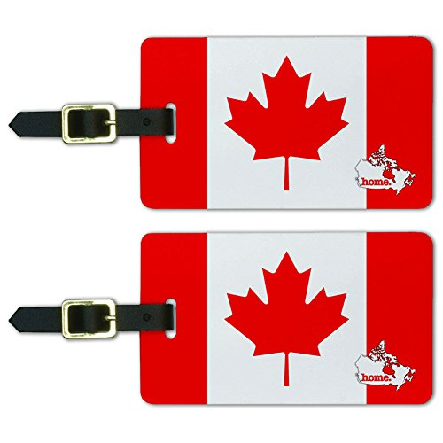 Canada Home Country Luggage Suitcase