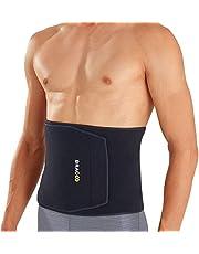Bracoo SE22 Midjemästare, avancerad kaloribrännare och svettbälte, justerbart bastuband – förbättrar kärnstabiliteten, höjer aerobisk intensitet och ökar perspirationen