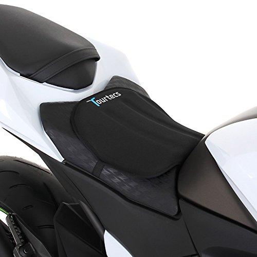 Motorrad Sitzbank Gel-Kissen Tourtecs Neopren S