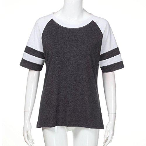 ec13297f5f46 ... Kurzarm Mode Kleidung Hemdbluse Festliche Sale Hot Blusentop Elegant  Bluse AMUSTER Sommerblusen Shirt Damen Bekleidung Blusen ...