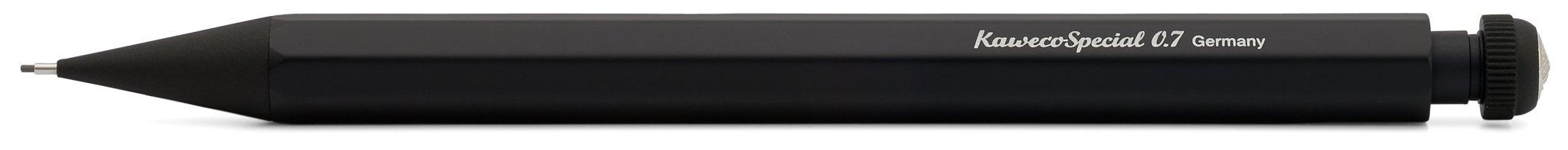Kaweco Special Mechanical Pencil S short Black 0.7 mm