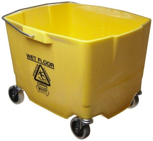 - Impact 2635-3Y Polyethylene Mop Bucket with 3