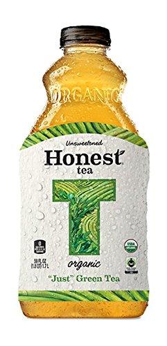 Honest Tea Organic Just Green Tea 59 oz - Pack of 8