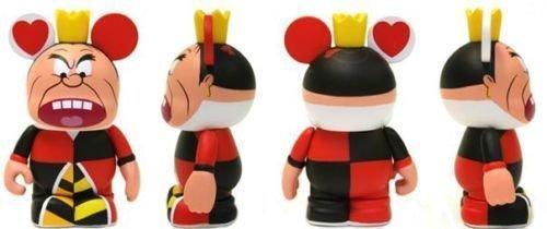 Disney Vinylmation 3 inch Alice in Wonderland Series Queen of Hearts NEW