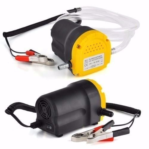 12V 5A Motor Oil Diesel Suction Carry Pump