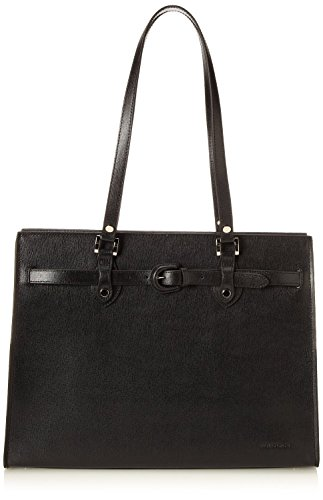 jack-georges-womens-personalized-initials-embossing-chelsea-alexis-business-tote-in-black