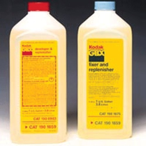 Carestream Health 1901875 GBX Fixer & Replenisher 28oz (28 Replenisher)