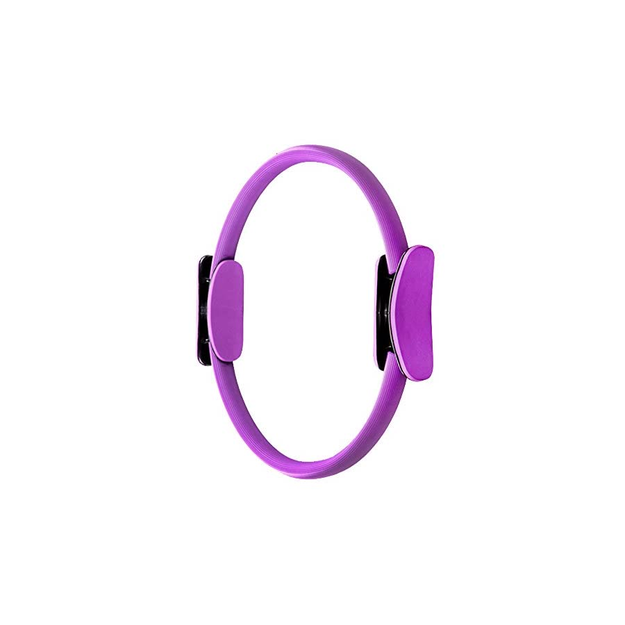 Pilates Ring,Premium Strength and Flexibility Power Resistance Exercise Circle Fitness Magic Circle