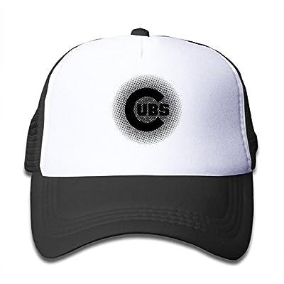 Chicago Cubs Jake Arrieta Toddler Kid's Snapback Adjustable Mesh Hat