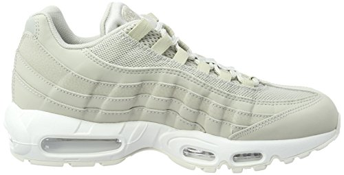 Grey Nike Baskets Grey Max pale pale Basses White summit 95 Homme Gris Essential Air rzzxFwIqT