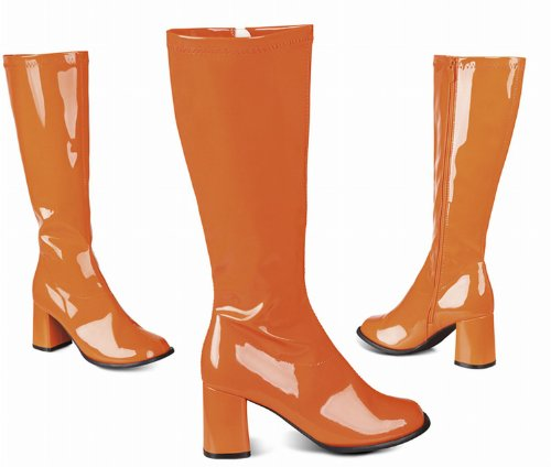 Pointure 40 Orange 39 40 60's Bottes Gogo Aptafêtes Ac5017 39 0qCzwqf