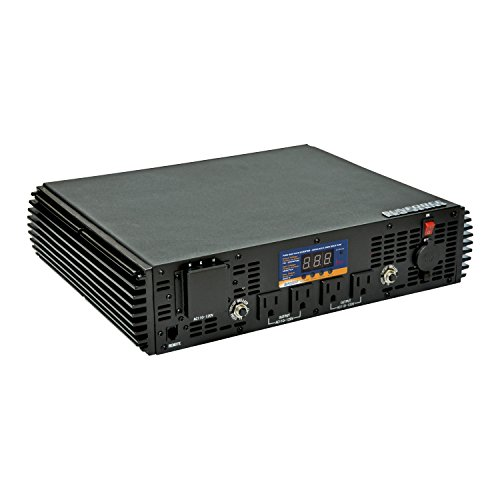 Sunforce 11260 2500 Watt Pure Sine Wave Inverter ()