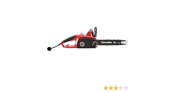 Amazon homelite 14 in 9 amp electric chainsaw garden outdoor 9 amp electric chainsaw garden outdoor keyboard keysfo Image collections