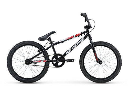 Redline Raid FW 20 Kid's BMX Bike, Black
