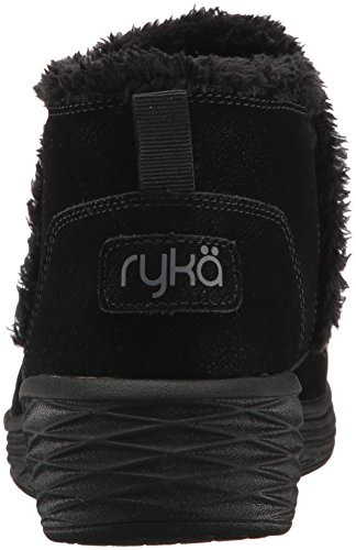 Ryka Frauen Namaste Sneaker Schwarz Schwarz