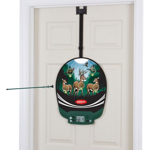 Majik Over The Door Bow Hunt Archery Target Shooting Game