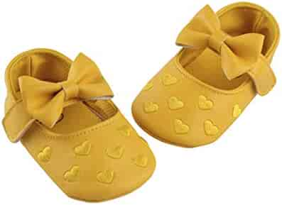 UCQueen Toddler Cute Girl Boy Soft Tassels Newborn Anti-Slip Baby Shoes
