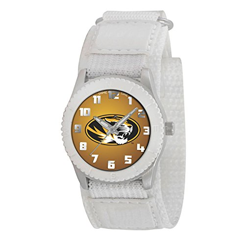 University of MISSOURI TIGERS kids woman's watch white Adjustable up to 6 inches watch free shipping