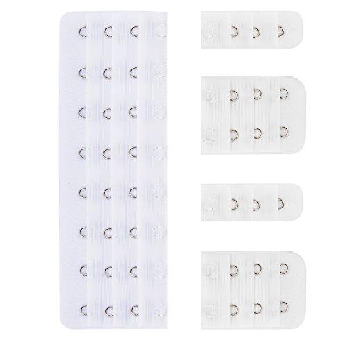 White A-Line Straps - 9