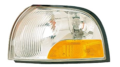 Eagle Eyes FR329-U000L Mercury Driver Side Park/Side Marker Lamp Lens and Housing FO2520158V