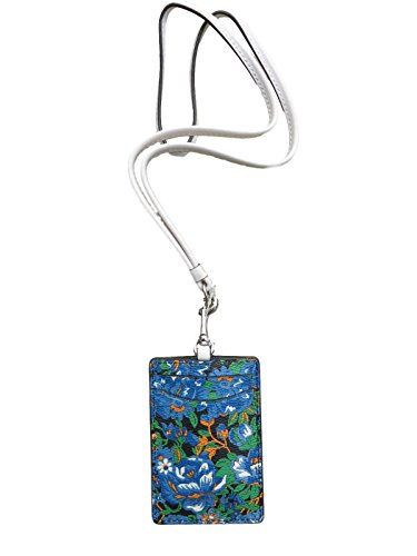 COACH Meadow Floral Lanyard 57990