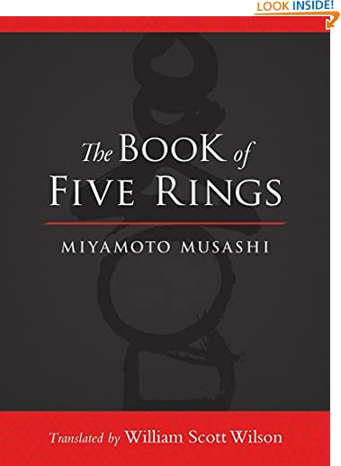 The Book of Five Rings by William Scott Wilson