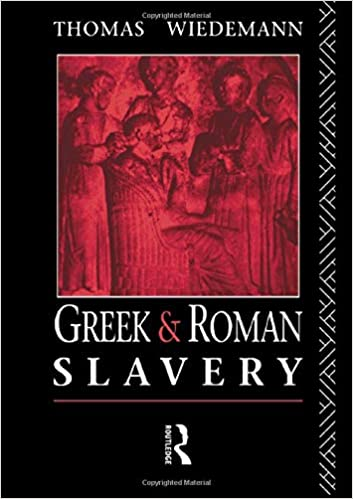 About The Archaeology of Greek and Roman Slavery
