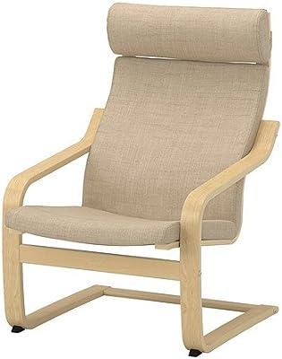 Ikea Chair cushion, Isunda beige (only cushion) 1826.232917.610