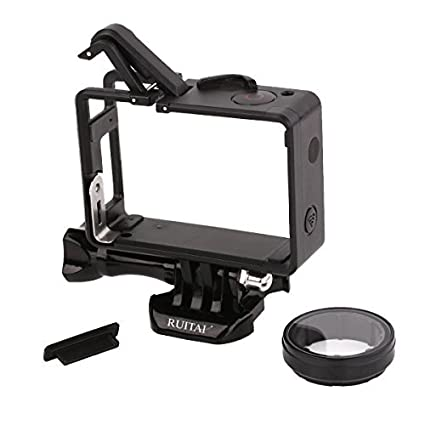 Amazon.com : RUITAI&trade New Protective Fixed Frame Mount Housing ...