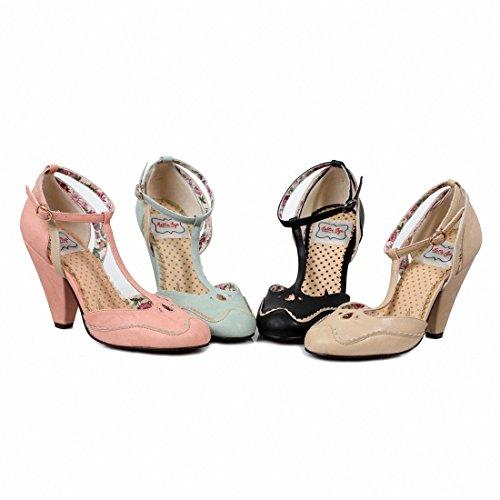 Ellie Bp403 Annalize Femmes Chaussures Chaussures Noir