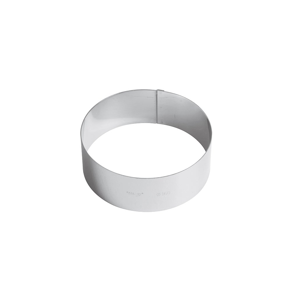 PADERNO - Ice Cream Cake Ring S/Steel