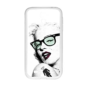 Diamond Marilyn Monroe Design Hard Case Cover Protector For Samsung Galaxy S4
