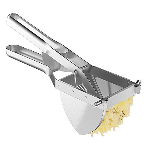 Duty Heavy Potato - MyLifeUNIT Heavy Duty Commercial Potato Ricer, Stainless Steel Business Potato Ricer and Masher
