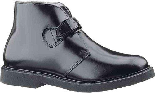 Bates Mens Lites Buckle Black Chukka Boots 14 C
