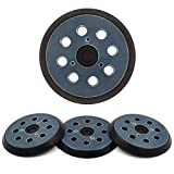 AxPower 4 Packs 5 inch 8 Hole Replacement Sander