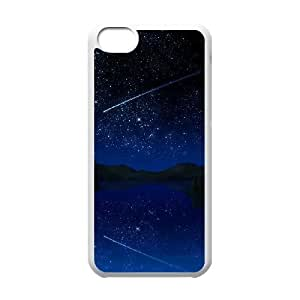Stars ZLB585948 Customized Case for Iphone 5C, Iphone 5C Case