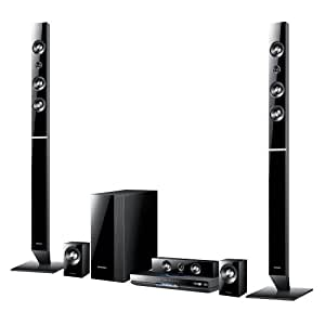 Samsung 1000-Watt Smart Wi-Fi 5.1 Channel 3D Blu-ray Home Theatre System (HT-D6530)