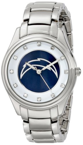 "Price comparison product image Game Time Women's NFL-WCD-SD ""Wild Card"" Watch - San Diego Chargers"