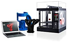 Competitive and saleable; the Pro2 3D printer improves upon it's award winning predecessor and provides the next generation of performance.