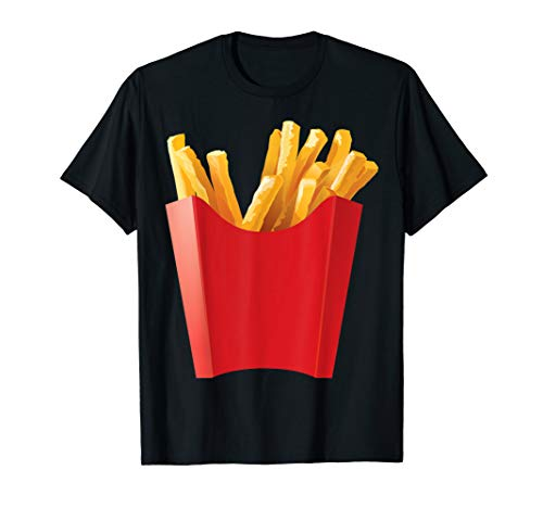 GIANT FRENCH FRIES Shirt makes a great Halloween -