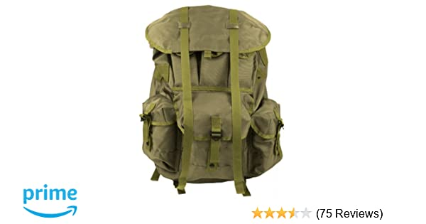 Amazon.com: Rothco Alice Pack, Olive Drab: Sports & Outdoors