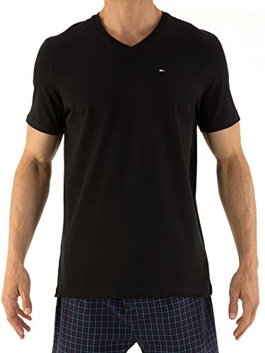 tommy-hilfiger-mens-short-sleeve-crew-neck-flag-t-shirt-black-medium