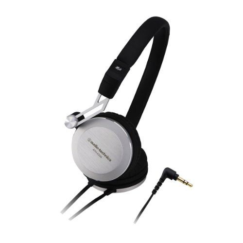 Audio-Technica ATH-ES88 On-ear Silver