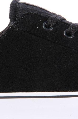 Supra - Zapatillas para hombre Multicolore (Nero/Bianco)