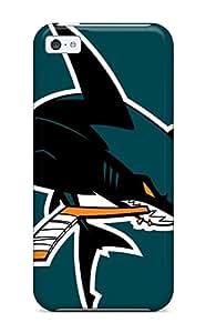 XiFu*MeiBrand New 5c Defender Case For Iphone (san Jose Sharks Hockey Nhl (54) )XiFu*Mei