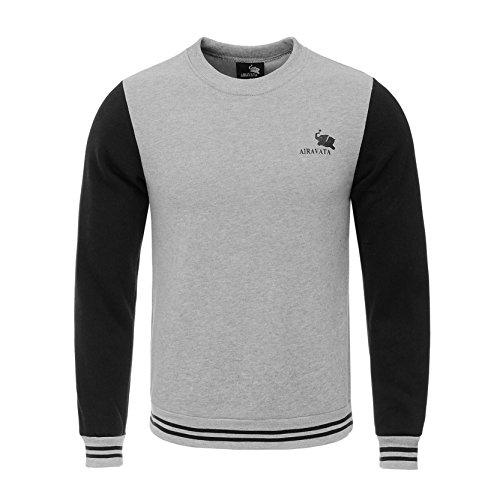 Athletic Men's Dri Power Classic Active Crew Neck Sweatshirt L