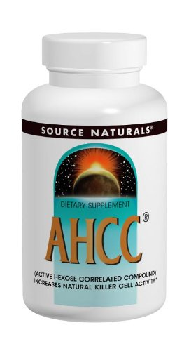 SOURCE NATURALS Ahcc Active Hexose Correlated Compound 500 Mg Capsule, 60 Count by Source Naturals (Image #10)