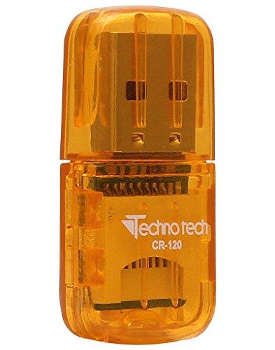 Technotech CR 120 Card Reader T Flash, Micro SD/SDHC